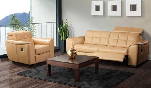 L805 Sofa Inclinable Electrique Causeuse Inclinable Electrique