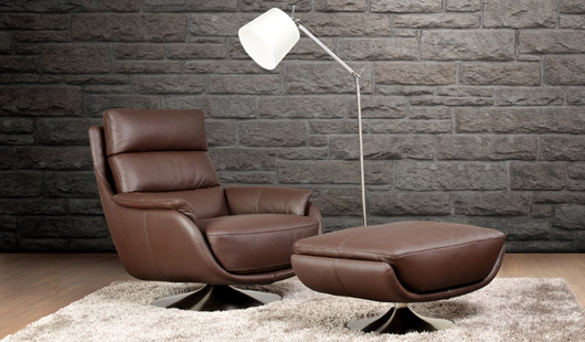 Brilliant L856 Occasional Chair Ottoman Ncnpc Chair Design For Home Ncnpcorg